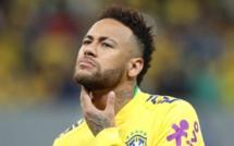 PSG : Neymar est arrivé au Camp des Loges