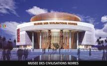 Bientôt un musée des civilisations noires, le chef de l'Etat procède à la pose de la première pierre