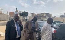 En direct - DIC : Suivez la déclaration de Mamadou Lamine Diallo à la sortie de son audition