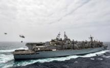 Washington affirme avoir abattu un drone iranien proche d'un navire américain