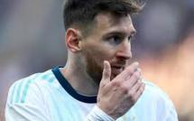 Copa America: Messi suspendu un match et d'une amende de 1500 dollars