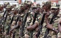 Conflit casamançais : 5 militaires sénégalais pris en otage (DIRPA)