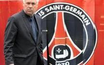 Foot-PSG : Ancelotti prend officiellement les commandes