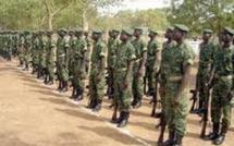 Guinée : Le nombre de militaires à mettre à la retraite baisse