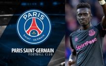 Idrissa Gana Gueye est arrivé à Paris