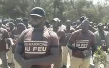 Manifestations des «Marrons du feu» devant le domicile de Macky: une vingtaine d'arrestations