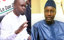 """Sonko sur l'affaire des 94 milliards: """"même Macky Sall sait que Mamour Diallo est fautif """""""