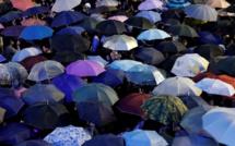À Hong Kong, une manifestation autorisée annonce un week-end de mobilisation