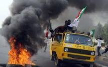 Nigeria : la grève générale se greffe sur les tensions religieuses