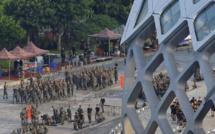 Hong Kong à l'aube d'un nouveau weekend de manifestations pro-démocratie