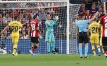 Première journée Liga: le Barça battu d'entrée par Bilbao
