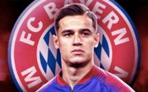 Le Bayern confirme l'arrivée de Philippe Coutinho
