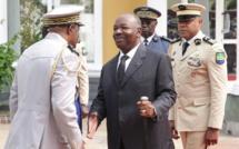Gabon: Ali Bongo au défilé de la fête nationale