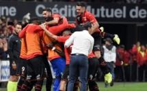 Rennes fait tomber Paris dès la deuxième journée de Ligue 1