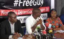 """Le collectif """"Libérez Guy Marius Sagna"""" annonce une saisie des juridictions internationales"""