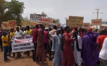 Matam: manifestation des populations pour exiger du chef de l'État, le respect de ses promesses