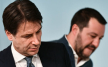 Italie: Conte juge «irresponsable» de la part de Salvini d'avoir déclenché la crise