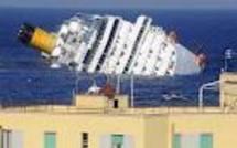 Naufrage du Costa Concordia: des scènes dignes du Titanic