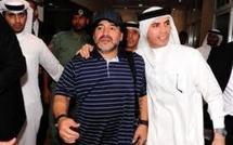 Maradona a quitté l'hôpital
