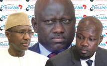 """Ousmane Sonko explique l'objet de ses deux plaintes devant le juge... en """"giflant"""" le Procureur"""