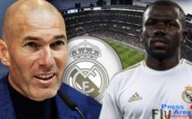 Real Madrid: Zinedine Zidane réclame Kalidou Koulibaly