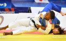 Clarisse Agnegnenou sacrée championne du monde de Judo pour la 4e fois
