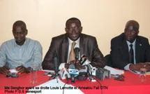 CAN 2012 : La presse nommée  13è Gaïndé par le président de la Fédé