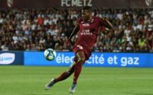 Ligue 1: le PSG s'impose à Metz (0-2) malgré un bon Habib Diallo