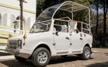 Madagascar dévoile sa «papamobile» en prévision de la visite du Pape François