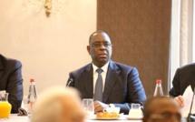"""Macky met en garde les ministres et cadres qui lorgnent son fauteuil: """"qu'ils attendent la fin de mon mandat"""""""