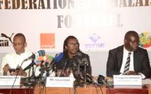 Le rapport d'activités de Aliou Cissé divise la Fsf, Me Augustin Senghor et Ablaye Sow à couteaux tirés