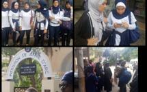 Manifestation contre l'interdiction du voile à l'ISJA : Cinq personnes arrêtées ce mercredi
