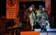Brésil: au moins dix morts dans l'incendie d'un hôpital à Rio de Janeiro (pompiers)