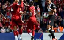 Premier League: Liverpool fait du 5/5