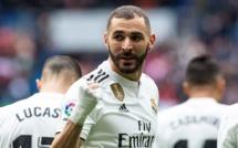 Liga : Karim Benzema dicte sa loi à Levante (3-2)