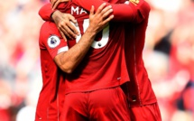 Sadio Mané revient sur son coup de gueule: «Je me suis réconcilié avec Salah»