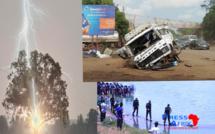 Série d'événements malheureux, accidents, foudres, noyades... plusieurs morts: qu'arrive-t-il au Sénégal ?