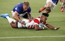 Rugby: face à la Russie, le Japon débute bien sa Coupe du monde