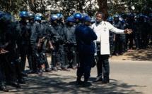 Zimbabwe: Peter Magombeyi le leader syndical retrouvé est toujours hospitalisé
