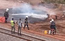 Incendie Dalifort : La SAR accuse les agents du TER