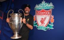 Jurgen Klopp remporte le trophée du meilleur entraîneur de l'année 2019