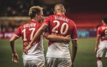 Ligue 1: Monaco remporte sa première victoire de la saison