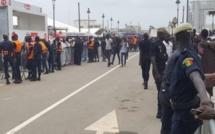 1600 policiers seront mobilisés à l'inauguration de la mosquée Massalikoul Jinaan