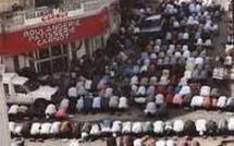 Mosquée de la rue Carnot : Une prière du vendredi dans la frayeur