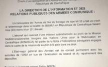 URGENT - Lé Crash d'un hélicoptère militaire de l'armée sénégalaise fait 3 morts