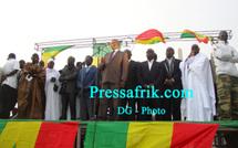 """Campagne électorale - M-23 : Macky Sall, """"Nous devons faire le tour du Sénégal"""""""
