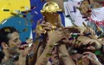 CAN 2012: Le trophée quitte le nord