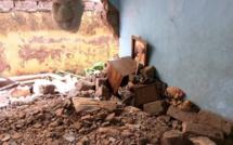 Fortes pluies : Un mort dans l'effondrement d'un bâtiment à Thiès