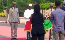 Macky élève les victimes sénégalaises du crash d'hélicoptère à Bangui au Chevalier de l'Ordre National du Lion