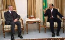 En Mauritanie, Henri de Raincourt appelle les pays de la région à peser en faveur de la paix